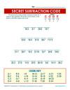Secret_Code_For-Subtraction