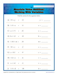 absolute_value_addition_working_with_variables