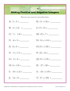 adding_positive_and_negative-integers