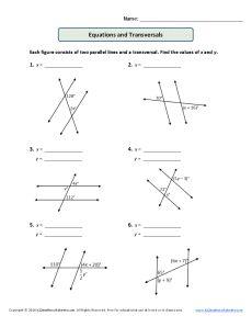 Equations_Transversals