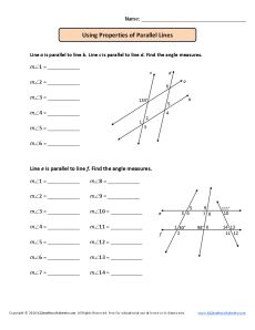 Using_Properties_Parallel_Lines