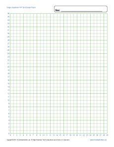 single_quadrant_quarter_inch_graph_paper